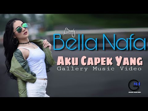 Bella Nafa - Aku Capek Yang ( gallery music video )