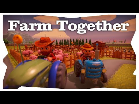 Farm Together - Coop Farming Game - Come Play Together!