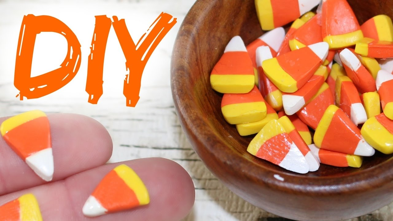 Diy American Girl Doll Candy Corn