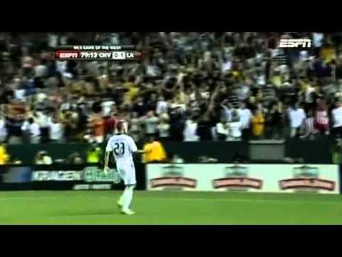 All David Beckham LA Galaxy Goals (June 2011)