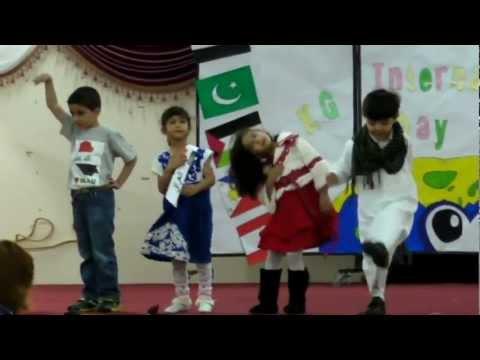International Academic School -- Dubai - International Day for KG1- Date 31 Jan 2013