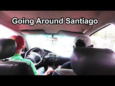 Dominican Republic - Streets of Santiago (3) - 2017 (4K)