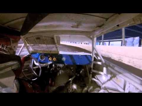 Dylan Fitzpatrick Hobby Stock Feature Huset's Speedway 7/21/13