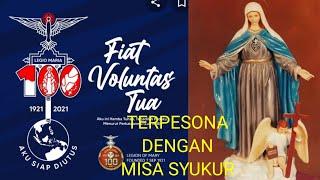 Misa Syukur 100 Tahun Legio Maria.