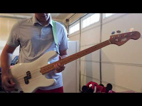 Trailer Trash By Modest Mouse Bass Cover