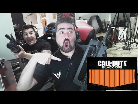 Black Ops IIII ANGRY TEASER TRAILER REACTION!!!!
