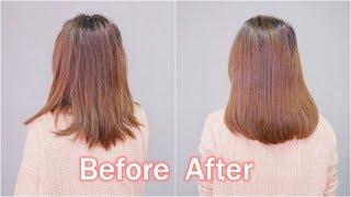 吹整頭髮步驟教學 呈現光澤好髮質 My Hair Care Routine