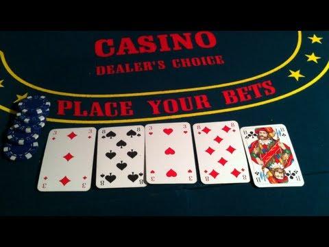 Poker (Texas Hold'em)