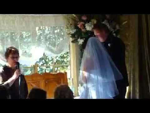 Wedding at Iona nr Pakenham, Vic