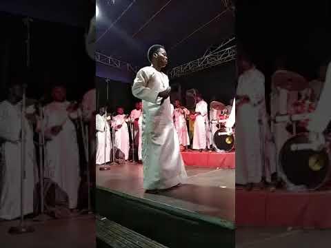 Mega 99 performing live @ CCC Oke Ado 2018