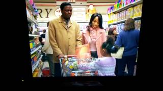 Bernie Mac drops an elbow on to baby girl