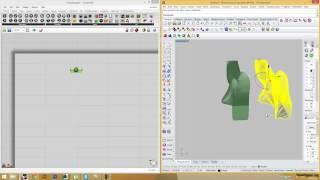 Уроки по секционной порезке в Grasshopper 3d. Автор - Арсений Иванов. Timedigital.org