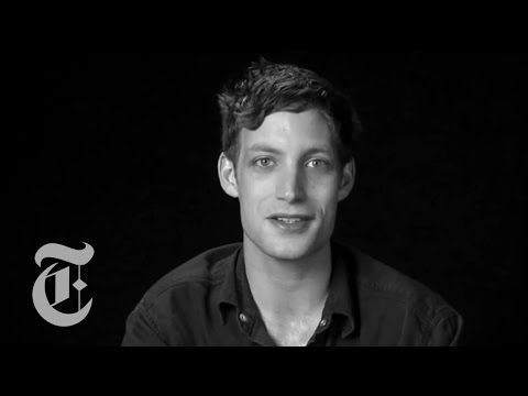 James Jagger Interview | Screen Test | The New York Times