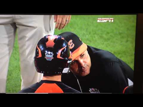 David Belisle's Full Little League World Series Ending Motivational and Inspirational Speech