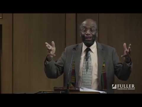 "Rev. Dr. Walter A. McCray - ""Trust—The Crucial Factor in Black Evangelical Community"""