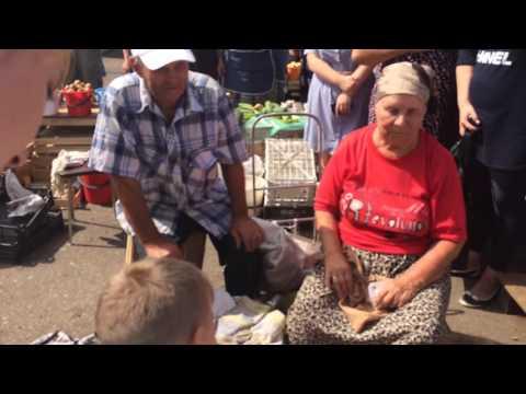 """Ведущий «Магаззино» проверил в Саранске рынок """"Заречный"""""""