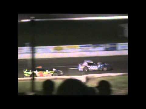 Zach VanVoorst I 90 Speedway July 4,2015 LMSS