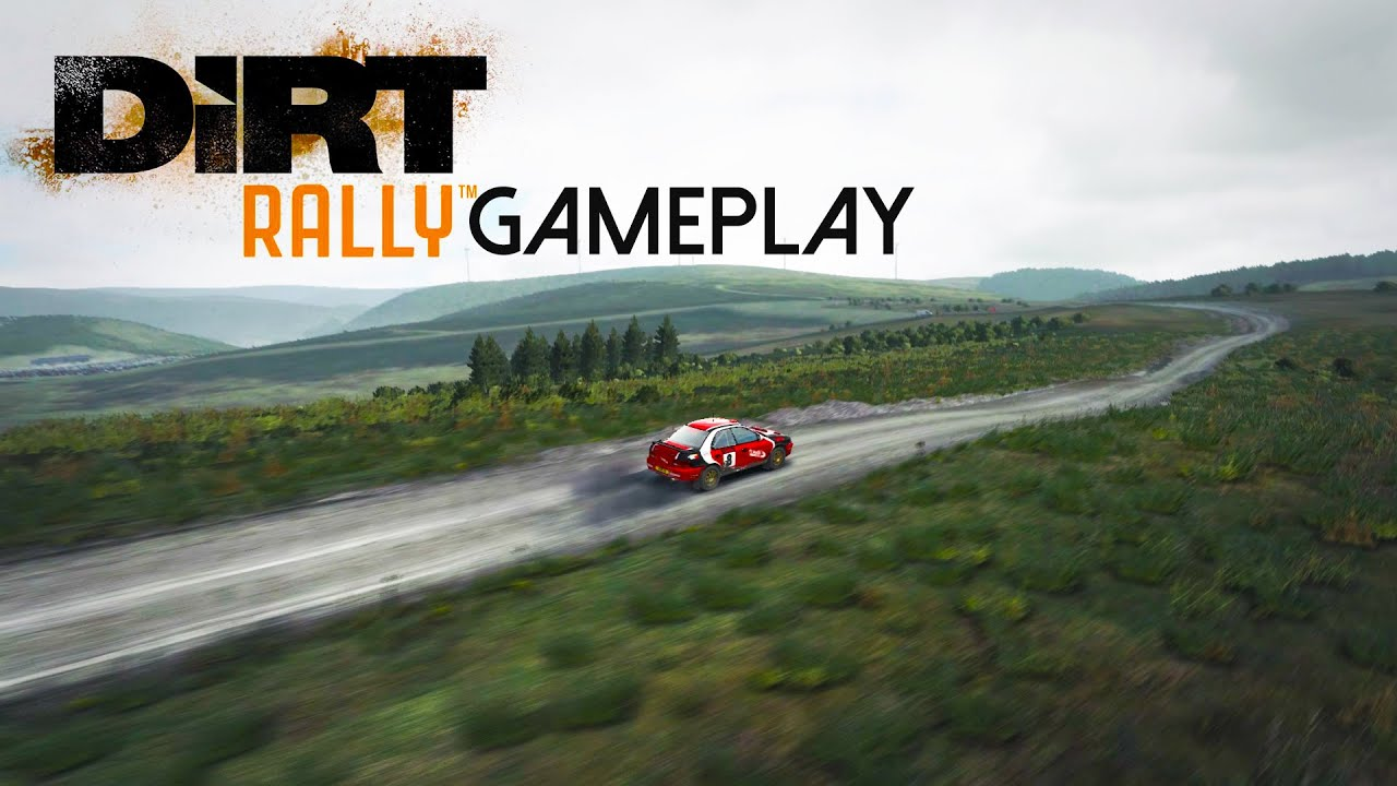 dirt rally early access gameplay pc hd youtube. Black Bedroom Furniture Sets. Home Design Ideas