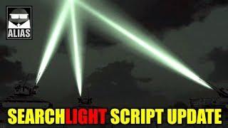 SEARCH LIGHT | script update Arma 3