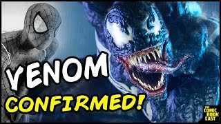 VENOM Spider-Man Spinoff Confirmed With a Release Date