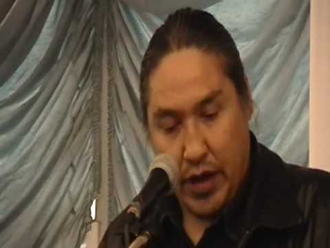 Chief Allan Adam - Northern Alberta Perspectives on Water