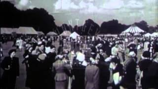 Famous Fete, 1940