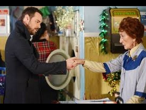 Trailer for Eastenders on BBC One with Danny Dyer and June Brown