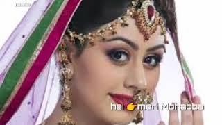 Mai saj dhaj ke kab tak karu interzar tham ke Barsha status romantic song 😍🤗