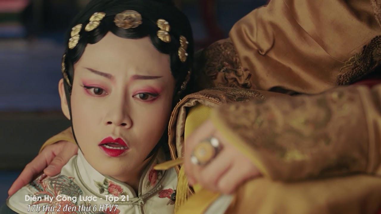 image Diên Hy Công Lược tập 21 - Cao Quý Phi múa