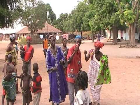 Gambasse - Fiesta-Guinea Bissau