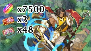 [Dragalia Lost] Gala Ranzal | 128 summons!