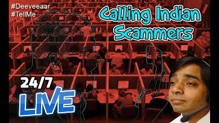 Calling Scammers 24/7 thumbnail