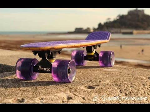 How to Slide on a Penny Board (Board Boyz)