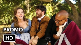 """Making History (FOX) """"In The Bag"""" Promo HD - Time Travel comedy series"""