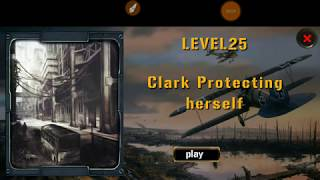 Expedition For Survival Level 25 CLARK PROTECTING HERSELF Walkthrough Game Guide HFG ENA