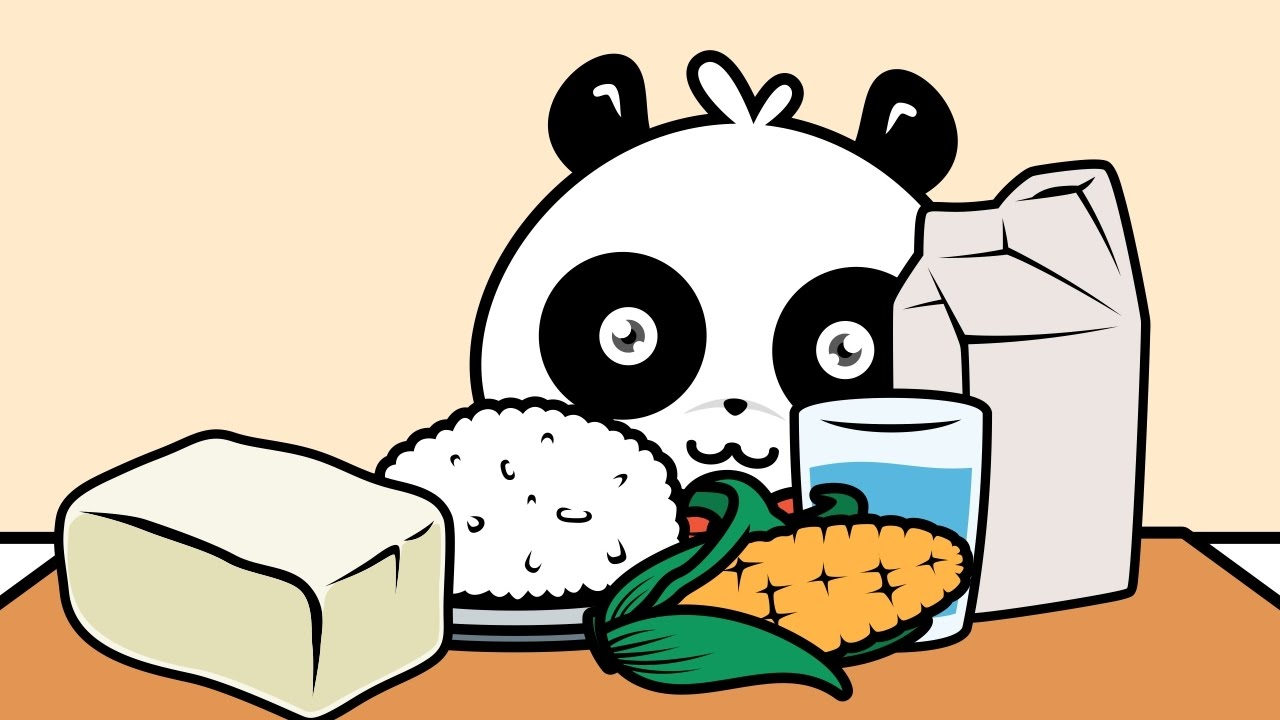 Top Gambar Kartun Makanan Kolek Gambar
