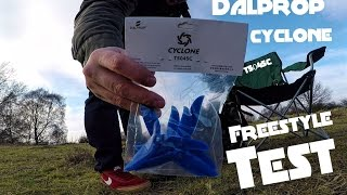 DALProp Cyclone T5045C - freestyle Test