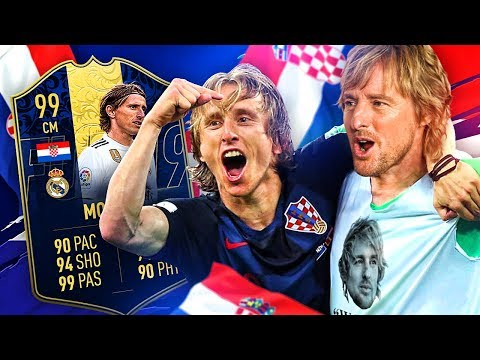 THE BEST FIFA CARD EVER?! 99 TEAM OF THE YEAR MODRIC! FIFA 19 Ultimate Team