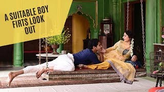 A Suitable Boy First Look: Ishaan Khatter Shares An Unmissable Picture Romancing Tabu | SpotboyE