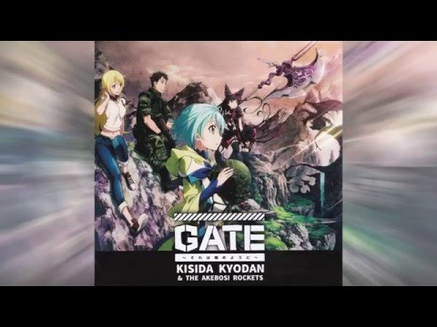 Gate: Jieitai Kanochi nite, Kaku Tatakaeri OP 10 HOURS