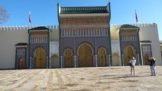 Fès -  Ville impériale   (Maroc)