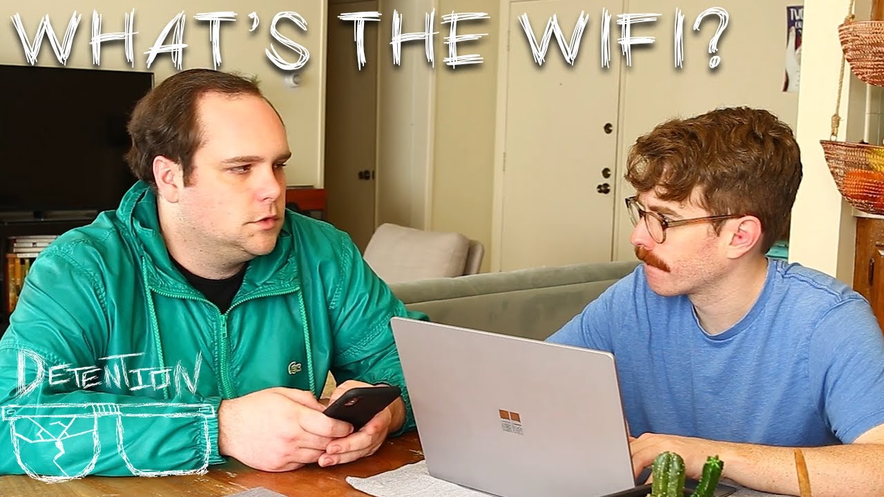 What's the WiFi?