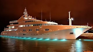 TOP 5 Most Expensive and Luxurious Yachts Ever Built in the World.
