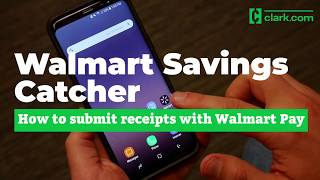 Walmart Savings Catcher changes: How to upload receipts with Walmart Pay