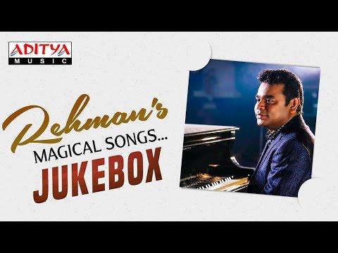 A. R. Rehman's Top 10 Magical Hit Songs 1 Hr Jukebox