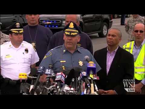 Boston Marathon Bombing: Massachusetts Officials Hold Press Conference