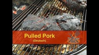 Pulled Pork Gasgrill Deutsch : Pulled pork burger rezept für den backofen edeka