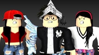 I Knew You Were Trouble | Roblox music video|
