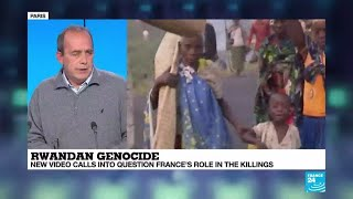 """French role in Rwandan genocide: """"For years there were so many lies"""""""
