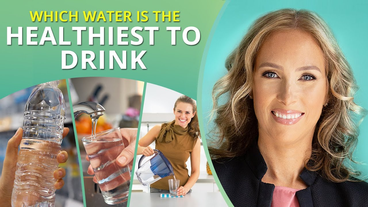 Which Water is the Healthiest to Drink | Dr. J9 Live